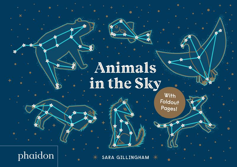 Animals in the Sky: portada