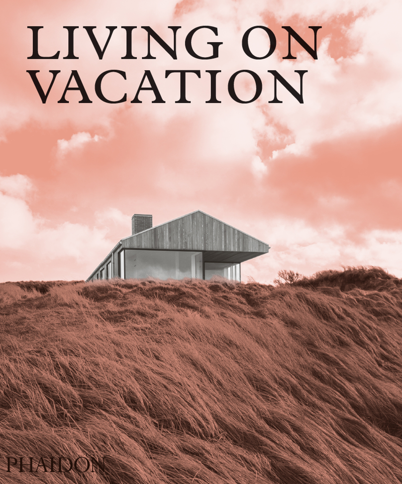Living on Vacation: portada