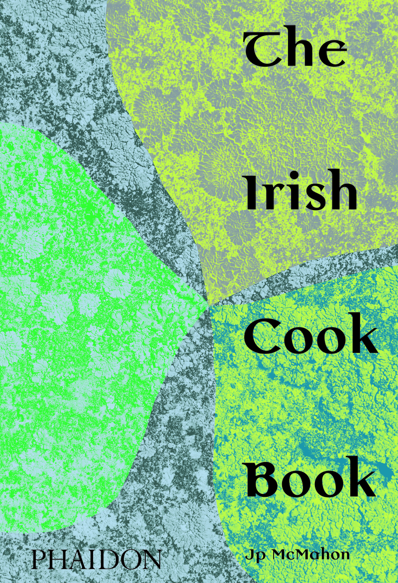 The Irish Cookbook: portada