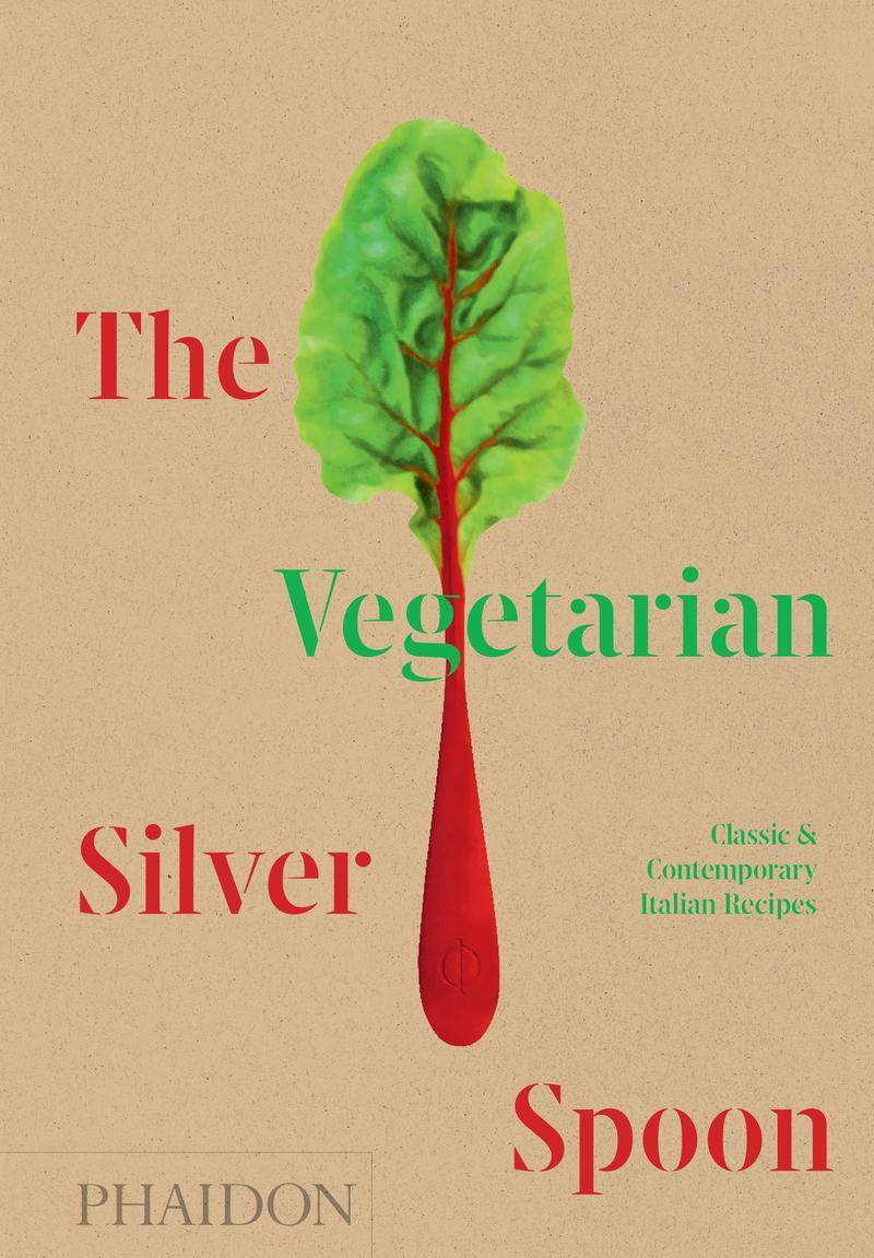 The Vegetarian Silver Spoon: portada