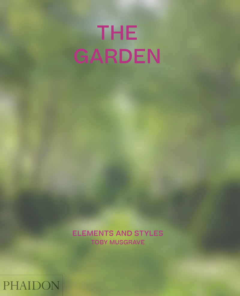 The Garden: Elements and styles: portada