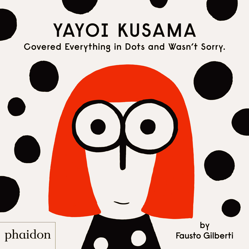 Yayoi Kusama covered everything in dots and wasn´t sorry: portada