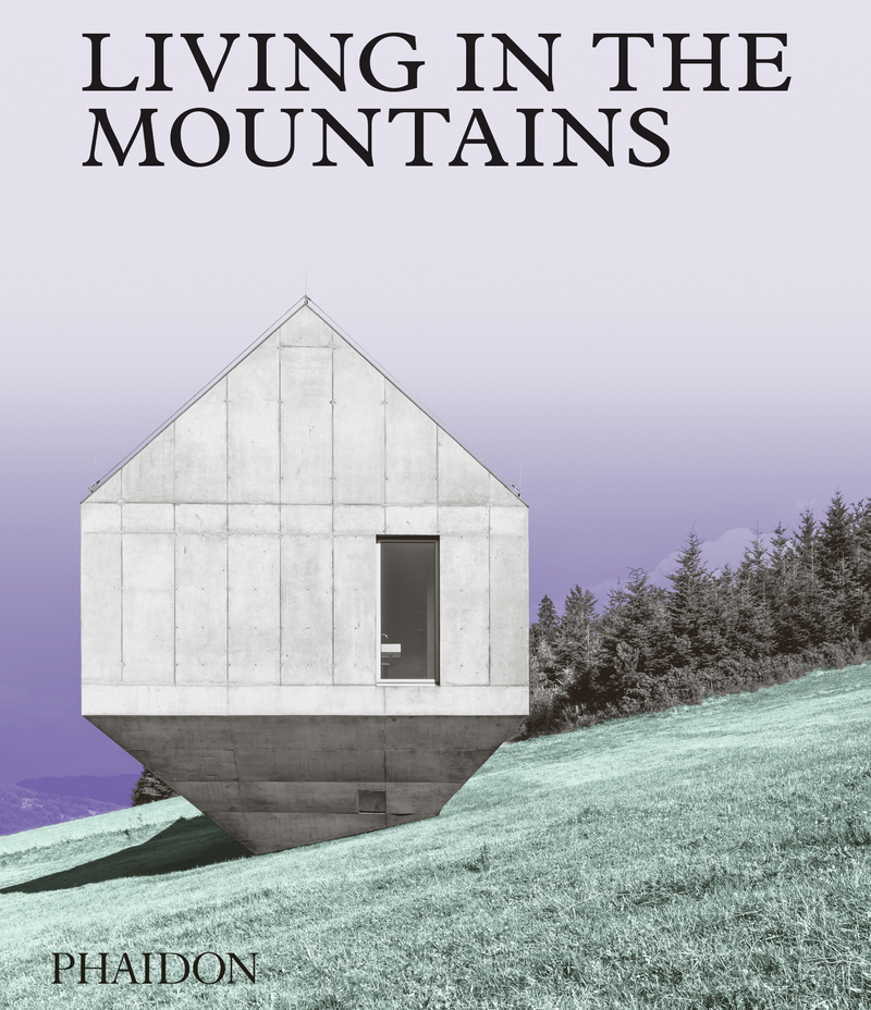 Living in the mountains: portada