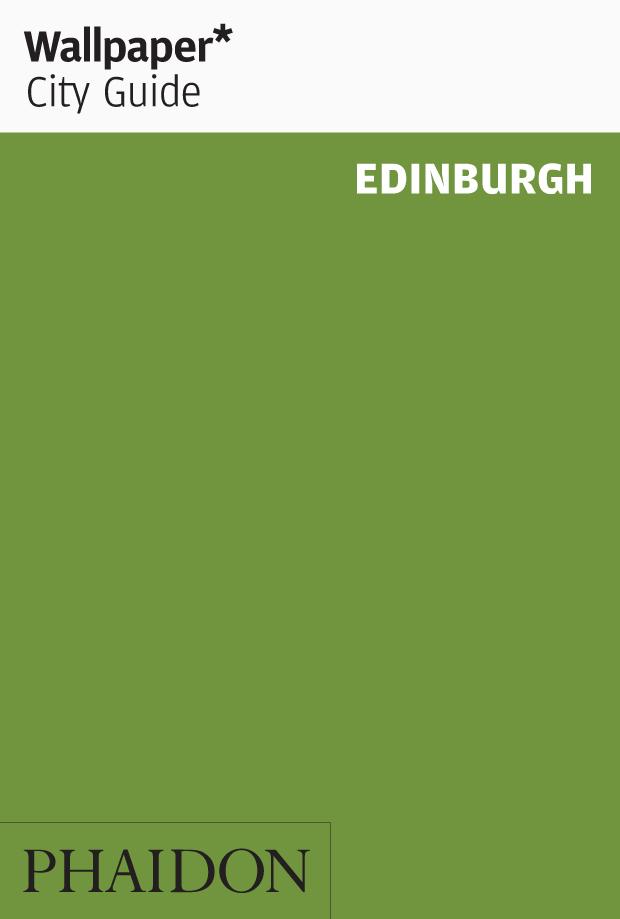 Wallpaper* City Guide Edinburgh: portada