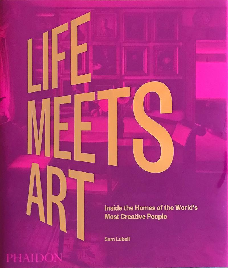 Life Meets Art: portada