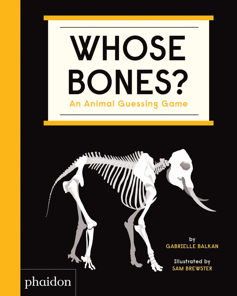 Whose Bones?: portada