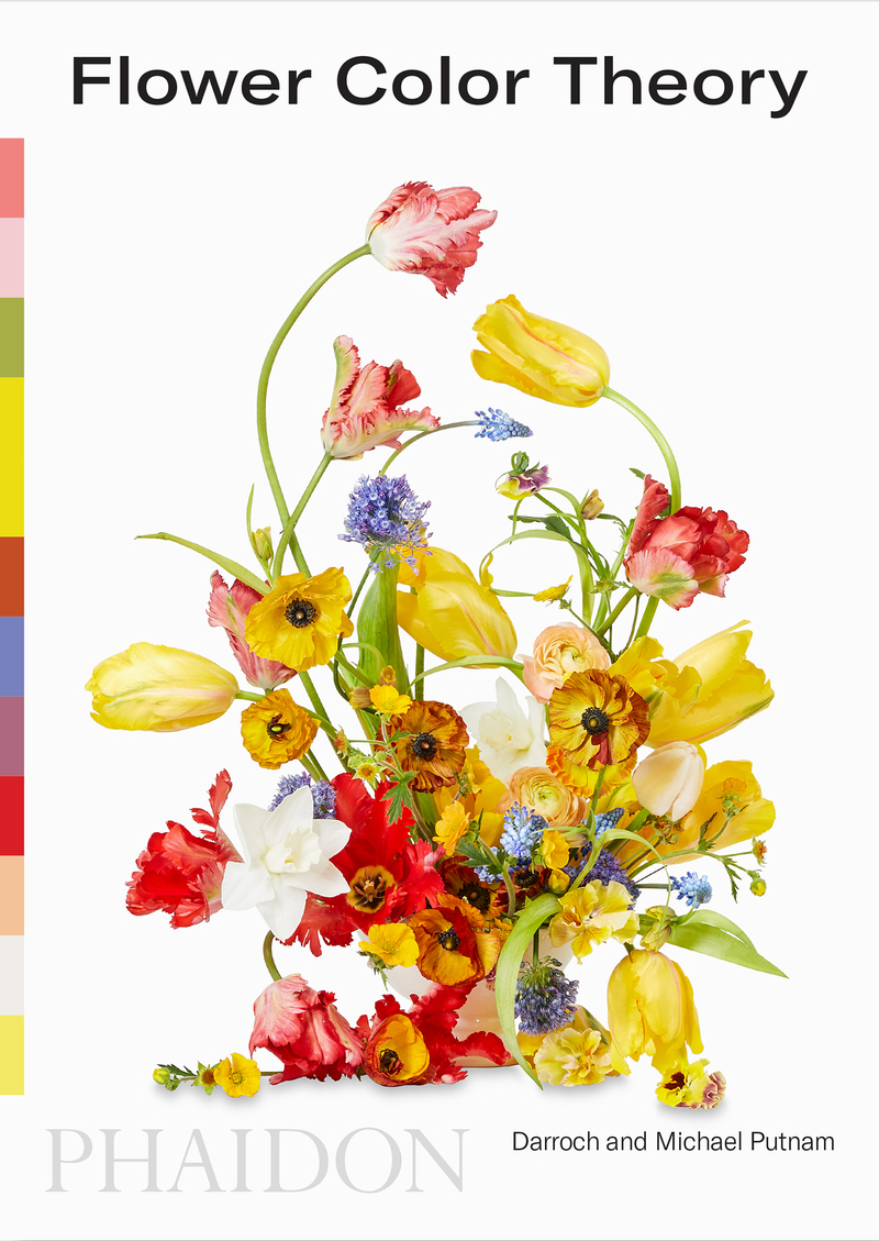 Flower Color Theory: portada