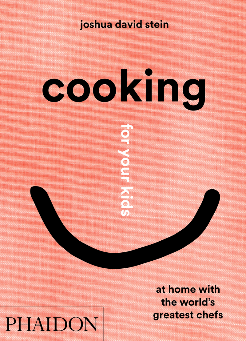 Cooking for your kids: portada