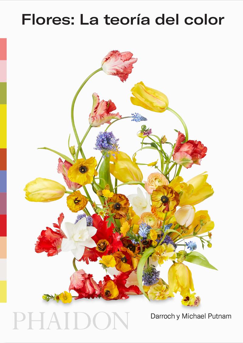 ESP Flores: La teoría del color: portada