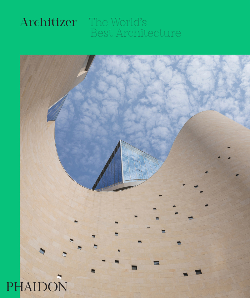 Architizer: portada