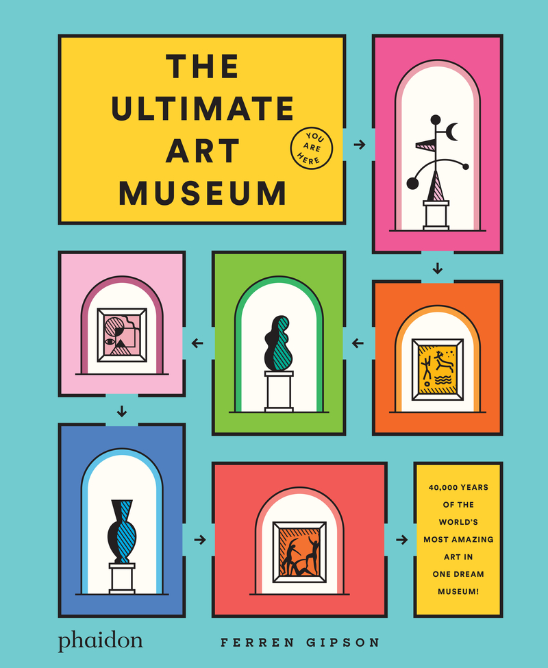 The Ultimate Art Museum: portada