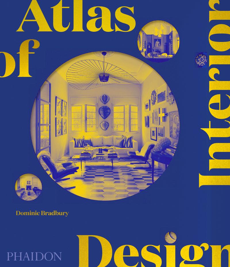 Atlas of Interior Design: portada
