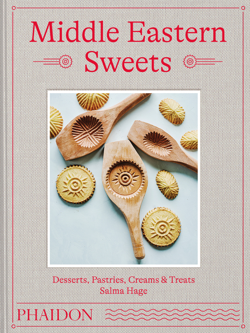 Middle Eastern Sweets: portada