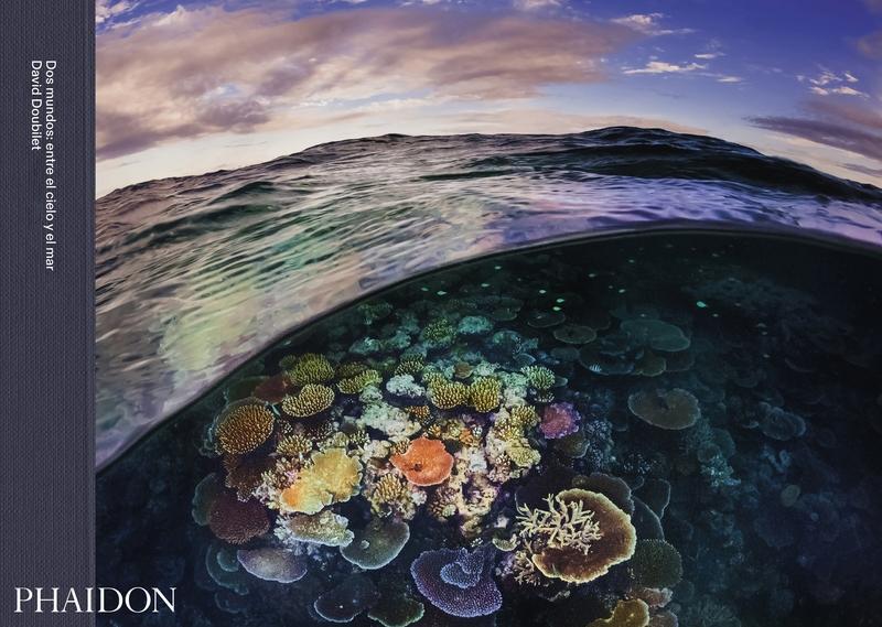 ESP Dos mundos: Entre el cielo y el mar: portada