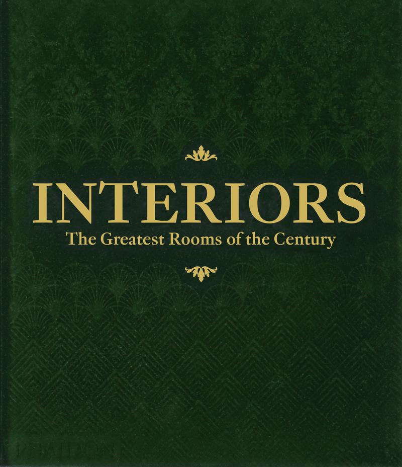 Interiors, green: portada