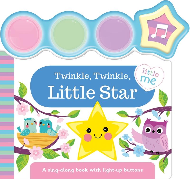 Twinkle, Twinkle Little Star (Little Me Light-Up Sounds): portada