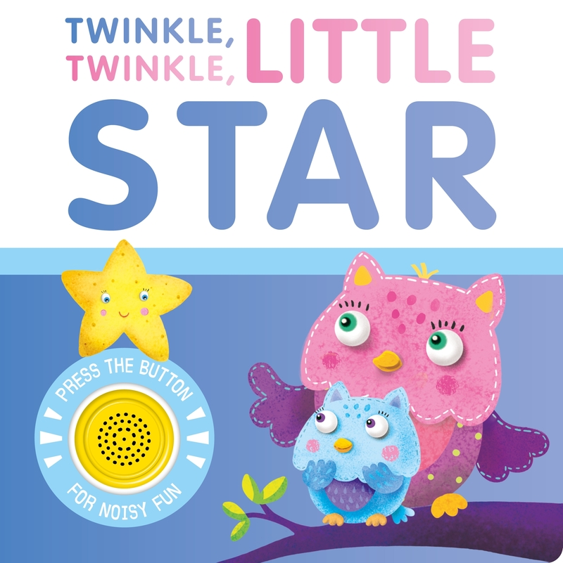 Twinkle Twinkle Little Star (Nueva edición): portada