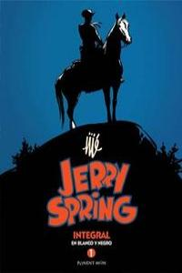 Jerry Spring Int. vol. 1: portada