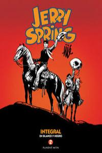Jerry Spring Int. vol. 2: portada
