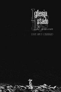 Iglesia y Estado II: portada