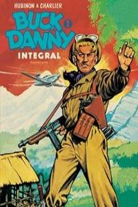 Buck Danny vol. 1: portada