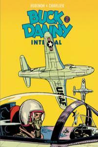 Buck Danny vol. 2: portada