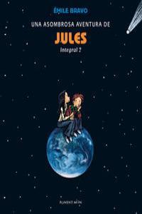 Una asombrosa aventura de Jules integral 2: portada