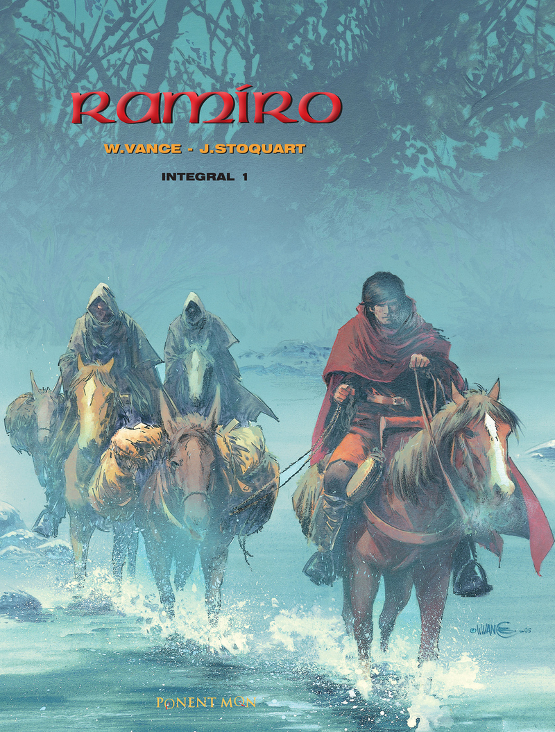 RAMIRO INTEGRAL 1: portada