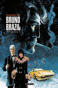 Bruno Brazil integral 1: portada