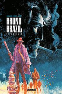 Bruno Brazil integral 2: portada