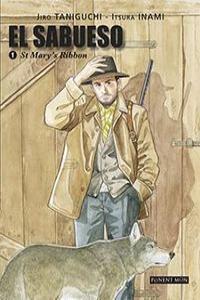El sabueso vol. 1 : St. Mary's Ribbon: portada