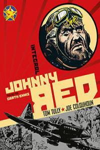 Johnny Red integral: portada
