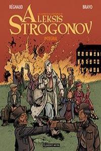 Aleksis Stógonov: portada