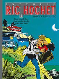 Ric Hochet integral 1: portada