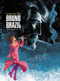 Bruno Brazil integral 3: portada