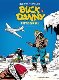 Buck Danny integral 4: portada