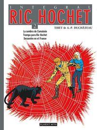 Ric Hochet integral 2: portada