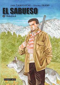 El sabueso vol. 2 : Sidekick: portada