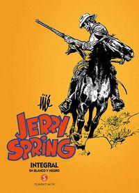 Jerry Spring integral 5: portada