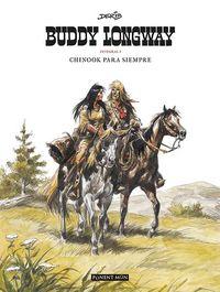 Buddy Longway integral 1: portada