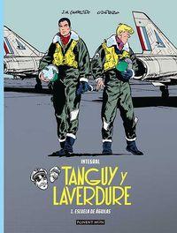 Tanguy y Laverdure  integral 1: portada