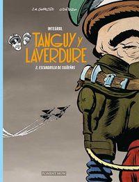 Tanguy y Laverdure integral 2: portada