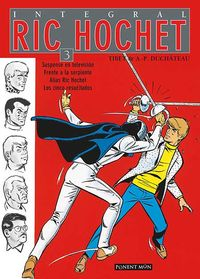 Ric Hochet integral 3: portada