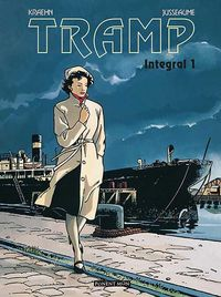 Tramp integral 1: portada