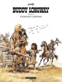 Buddy Longway integral 2: portada