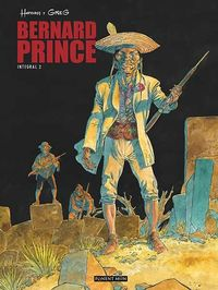 Bernard Prince integral 2: portada