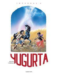 Yugurta integral 4: portada