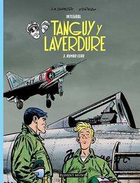 Tanguy y Laverdure integral 3: portada