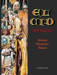 El Cid integral: portada
