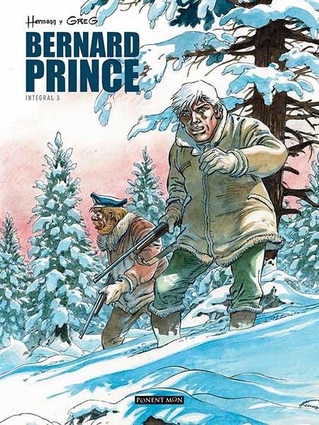 Bernard Prince integral 3: portada